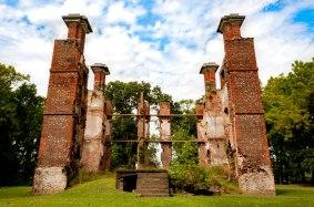 Rosewell Ruins, Gloucester, VA