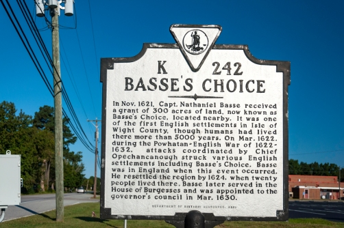 Basse's Choice Marker