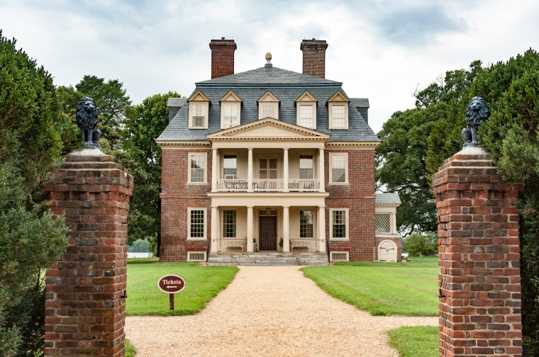 Shirley Plantation Virginia History Podcast