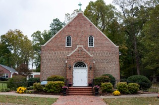 The Old Donation Church, Virginia Beach