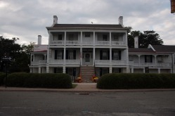 Quarter's #1, where Lincoln stayed while visiting Fort Monroe