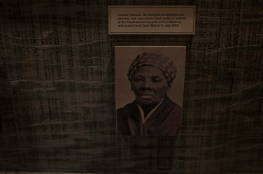 Harriet Tubman honored at Fort Monroe