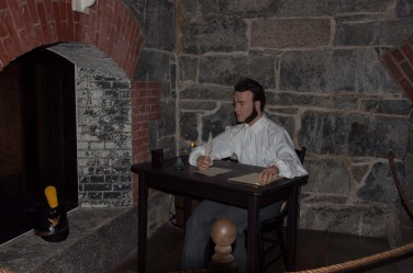 Edgar Allan Poe at Fort Monroe