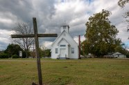 Mattaponi Baptist Church, one of the oldest continually meeting Native American Churches in America