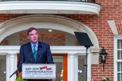 Former Governor Mark Warner