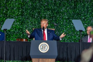 President Trump delivers keynote Address to the Virginia Assembly