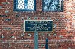 The Jamestown Memorial Church