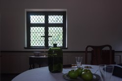 Dining Table at the Thoroughgood House