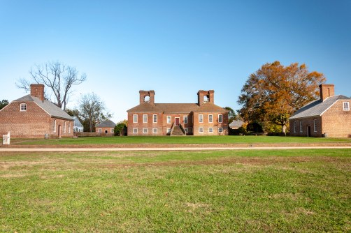 Colonel Thomas Lee's Stratford Hall