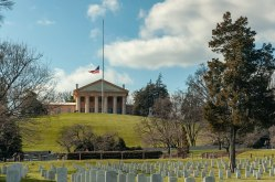 Arlington House at Arlingtion National Cemetery