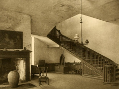 Rosewell's Interior just before the fire