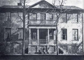 Former Edmund Randolph home in Richmond, VA