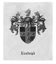Randolph family Crest