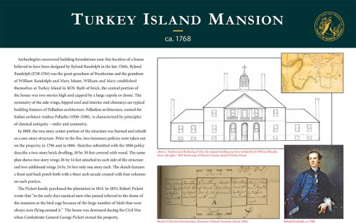 Turkey Island Marker
