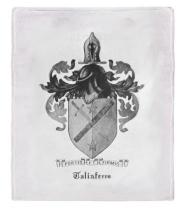 Taliaferro Family Crest